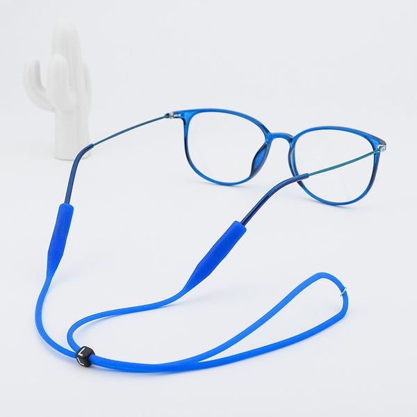 New Women Elastic Candy Color Sport Silicone Glasse Spectacle Cord String Non Slip Ear Hook Holder sunglasses strap