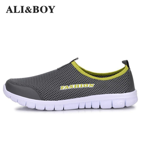 ALI&BOY New Men/Women Light Mesh Running Shoes,athletic Sport Shoes Comfortable Breathable Men's Sneakers Run Shox Size 34-46