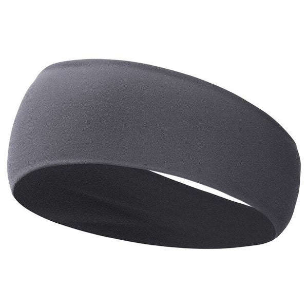 Breathable Headbands Hair Band Elastic Soft Sweatband Stretch Turban Bicycle Headwear Accessories Hairband Headband Men Women