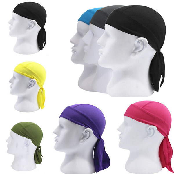 Breathable Multi Function Men Bike Headband Cycling Bandana Pirate Head Scarf