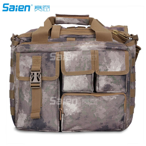 Digital Camouflage Rucksacks Tactical Multifunction computer Molle Backpack Outdoor Gear Navigator Laptop Bag
