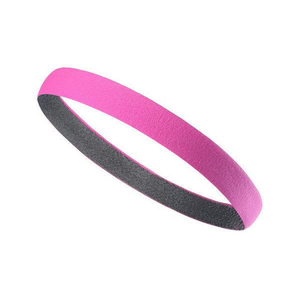 Elastic Men Headband Hairband Soft Sweatband Stretchy Headwear Bicycle Yoga Sport Moisture Wicking Hair Accessories Women Girls