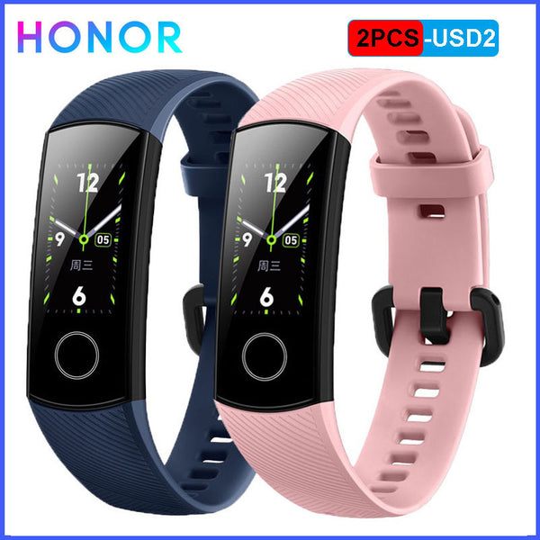 HONOR Band 4 Smart Wristband Fitness Bracelet Tracker Waterproof Real-time Activity Tracker Wearable Devices ( Standard