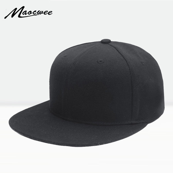 Hot Brand New Snapback Cap Outdoor Cap Men and Women Adjustable Hip Hop Black Snap back Baseball Caps Hats Gorras