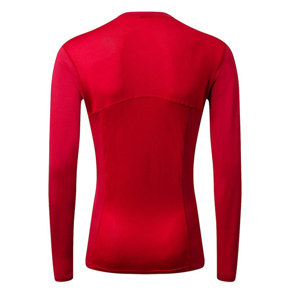 IEMUH Brand Thermal Underwear Women Winter Quick Dry Anti-microbial Stretch Thermo Underwear Female Warm Long Johns Only Tops