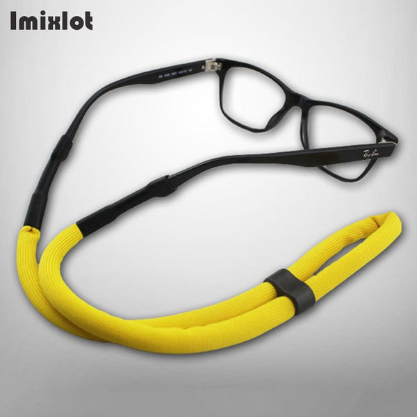 Imixlot 6 Colors Floating Sunglasses Chain Sport Glasses Cord Eyeglasses Eyewear Cord Holder Neck Strap Reading Glasses Chain