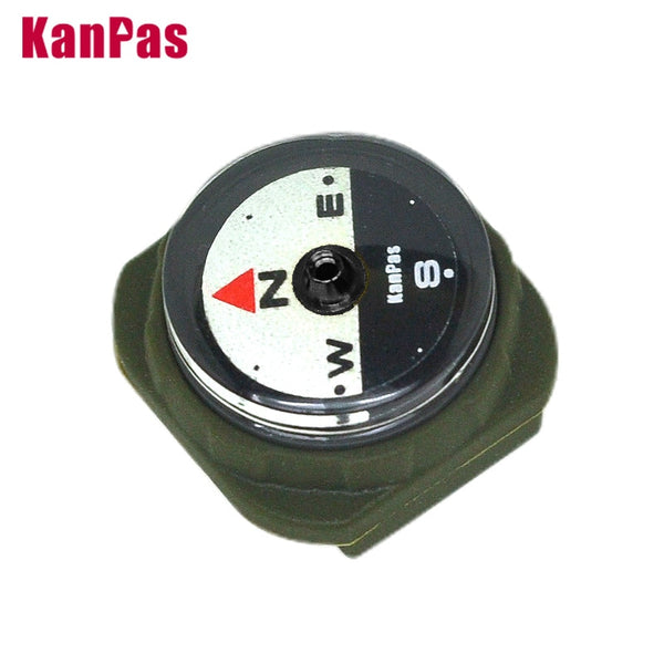 KANPAS Watchband Wristband compass / bag strap hiking compass / outdoor accessory compass/hunting compass /mini compass