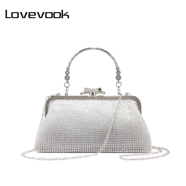 LOVEVOOK women bag female evening clutch ladies shoulder crossbody bag for party purse wallets small purses and handbag