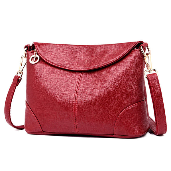 Leather Luxury Women Handbags Designer Messenger Bag Small Ladies Shoulder Hand Crossbody Bags For Women bolsas de mujer