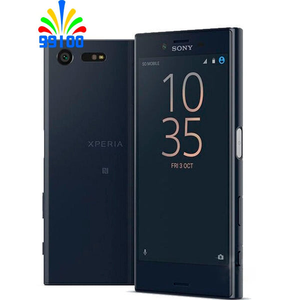 "Original Sony Xperia X Compact F5321 Japanese version Unlocked Cell phone 4.6"" 3GB+32GB hexa core Qualcomm650 fingerprint"