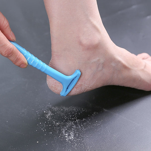 Professional Dead Skin Planer Handle Dead Skin Calluses Removal Feet Care Nursing Foot Pedicure Portable Foot Care Tools