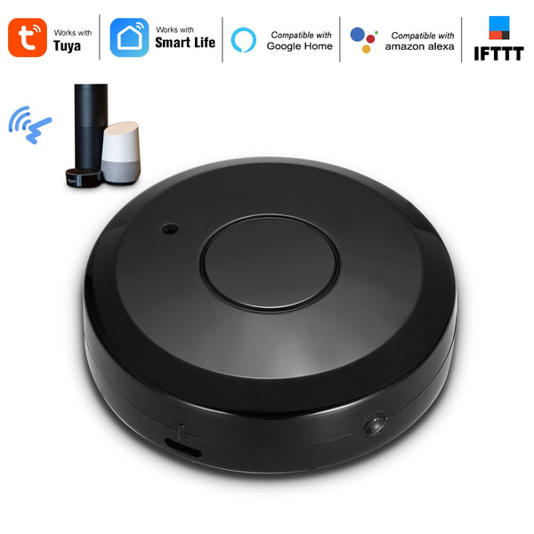 Tuya WiFi IR Remote Control Hub WiFi Smart Home Infrared Universal Remote Controller For Alexa Google Home Air Conditioner TV
