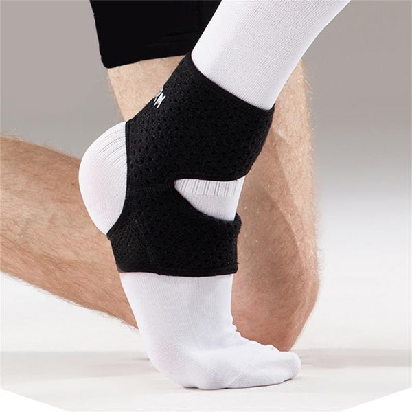 Veidoorn 1Pairs Professional Ankle Support With Elastic Band Foot Protection Ankle Brace sleeve for climbing football basketball