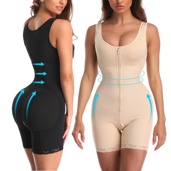 Waist Trainer Women's Binders and Shapers Modeling Strap Slimming Shapewear Body Shaper Colombian Girdles Protective gear
