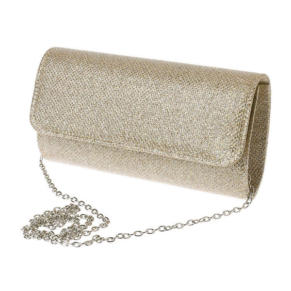 Women's Evening Shoulder Bag Bridal Clutch Party Prom Wedding Handbag Fashion New