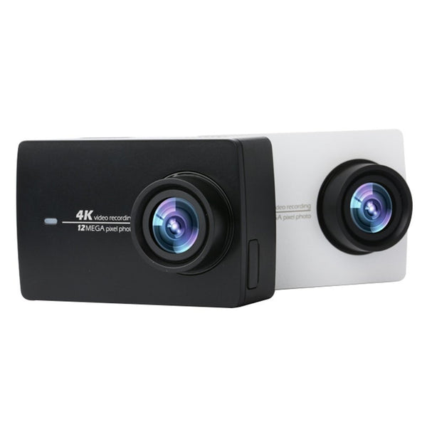 Xiaomi YI 4K Action Sport Camera 4K/30fps Video 12MP Raw Image With EIS Voice Control Ambarella A9SE Chip 2.19 inch Touch Screen