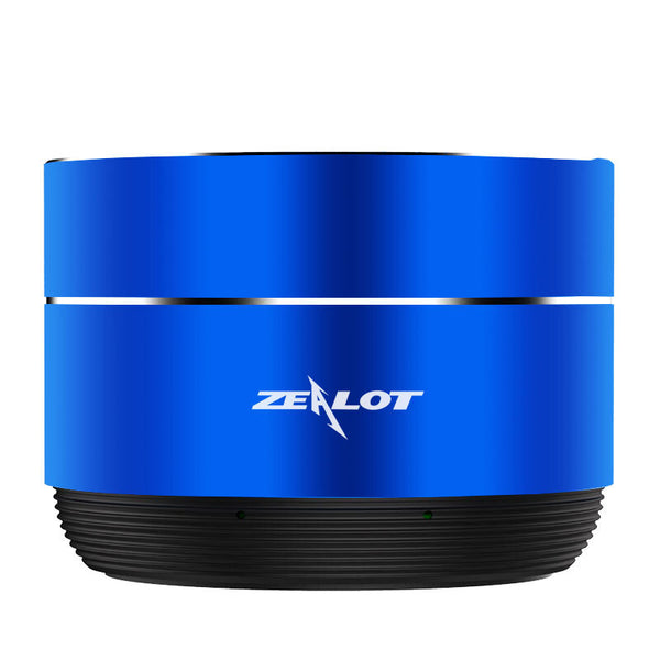 ZEALOT S19 Portable Wireless Bluetooth Speaker Column Super Bass Stereo Subwoofer TF Card Play