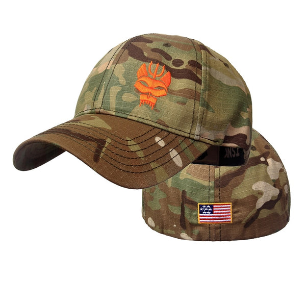 "new Men's and Women's Military Enthusiasts ""SEAL TEAM"" Tactical Baseball Cap Snapback Stretchable Hat Running/Fishing"