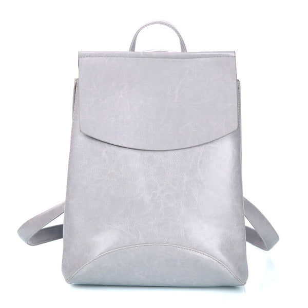 Women Backpack High Quality Youth Leather Backpacks for Teenage Girls Female School Shoulder Bag Bagpack mochila