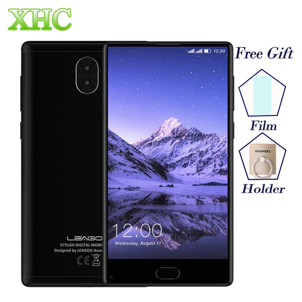 LEAGOO KIICAA MIX 4G Mobile Phone Dual 13MP Cameras Android 7.0 Cellphone Octa Core MTK6750T 3GB+32GB 5.5'' Dual SIM Smartphones