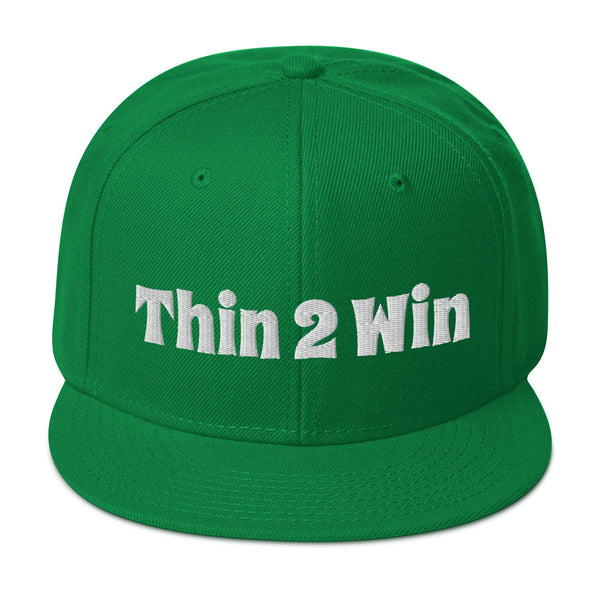 Thin 2 Win Otto Snapback Hat