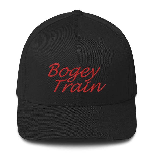 "The ""Bogey Train"" hat"