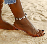 Shell Foot Jewelry