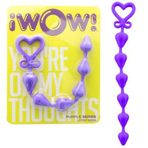 BOLAS ANALES PURPLE SERIES ¡WOW!