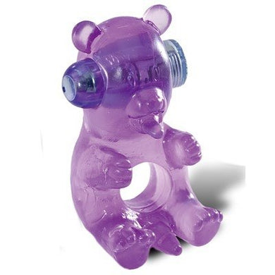 CLUTCHING BEAR MINI POWER VIBE PURPLE