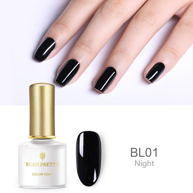 Nail Gel 5ml Magnetic Soak Off UV Gel