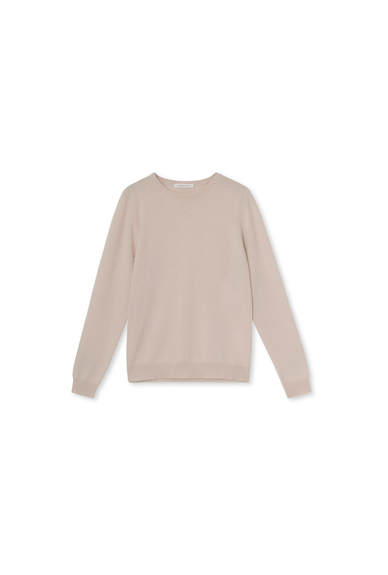 Gigi knit - 100% Cashmere - Cream