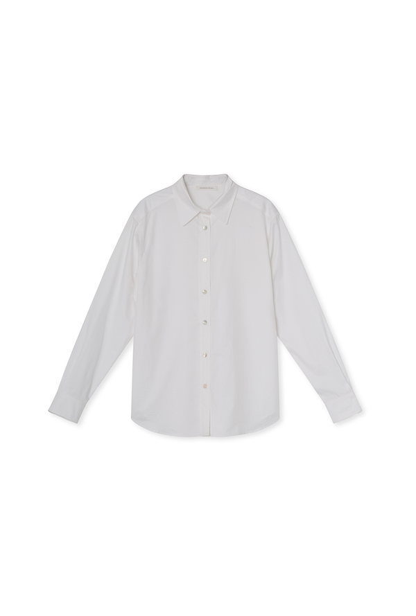 Cora Shirt - Cotton - White
