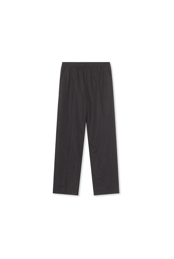 Julia Pants - Cotton - Black
