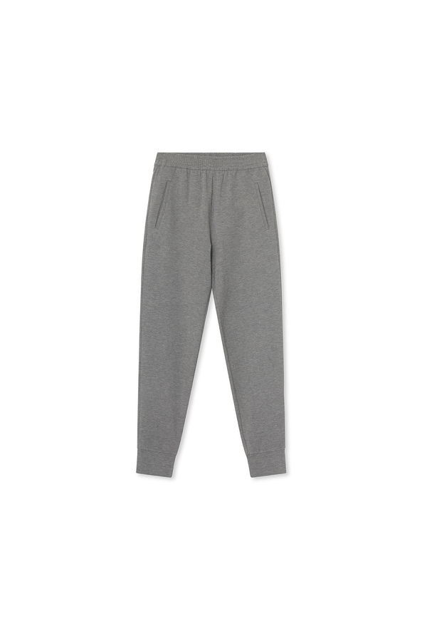 Mie Pants - Japanese Jersey - Med. Grey