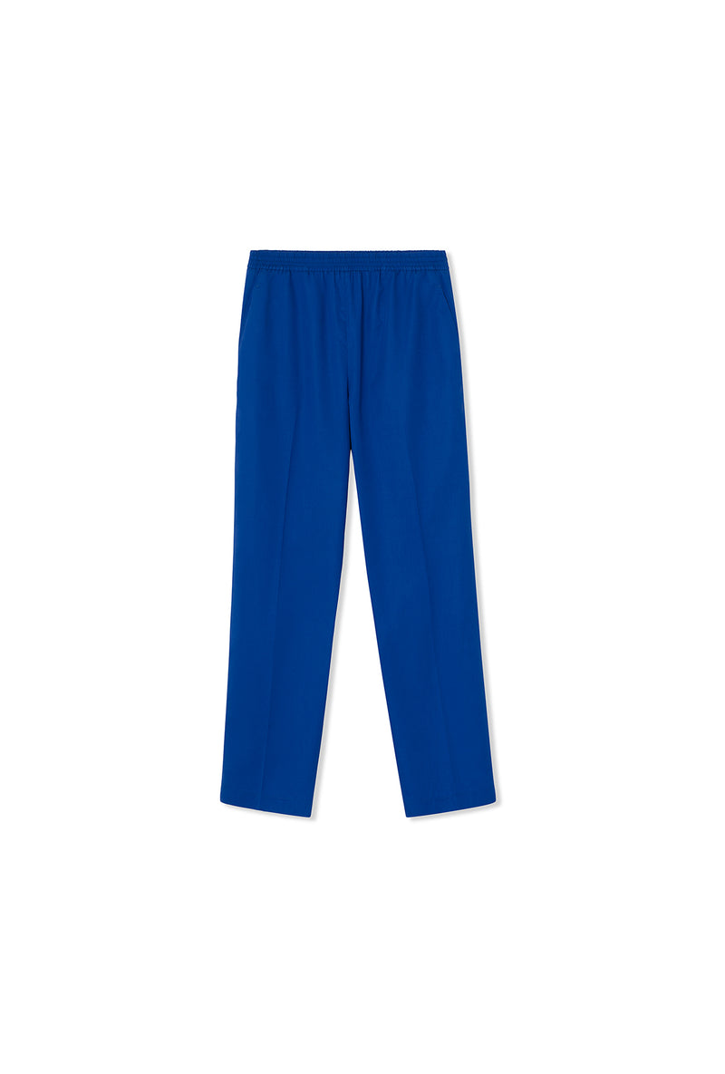 Julia Pants - Cotton - True Blue