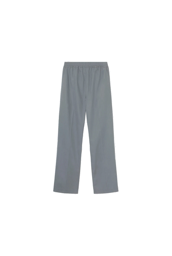 Julia Pants - Cotton - Grey