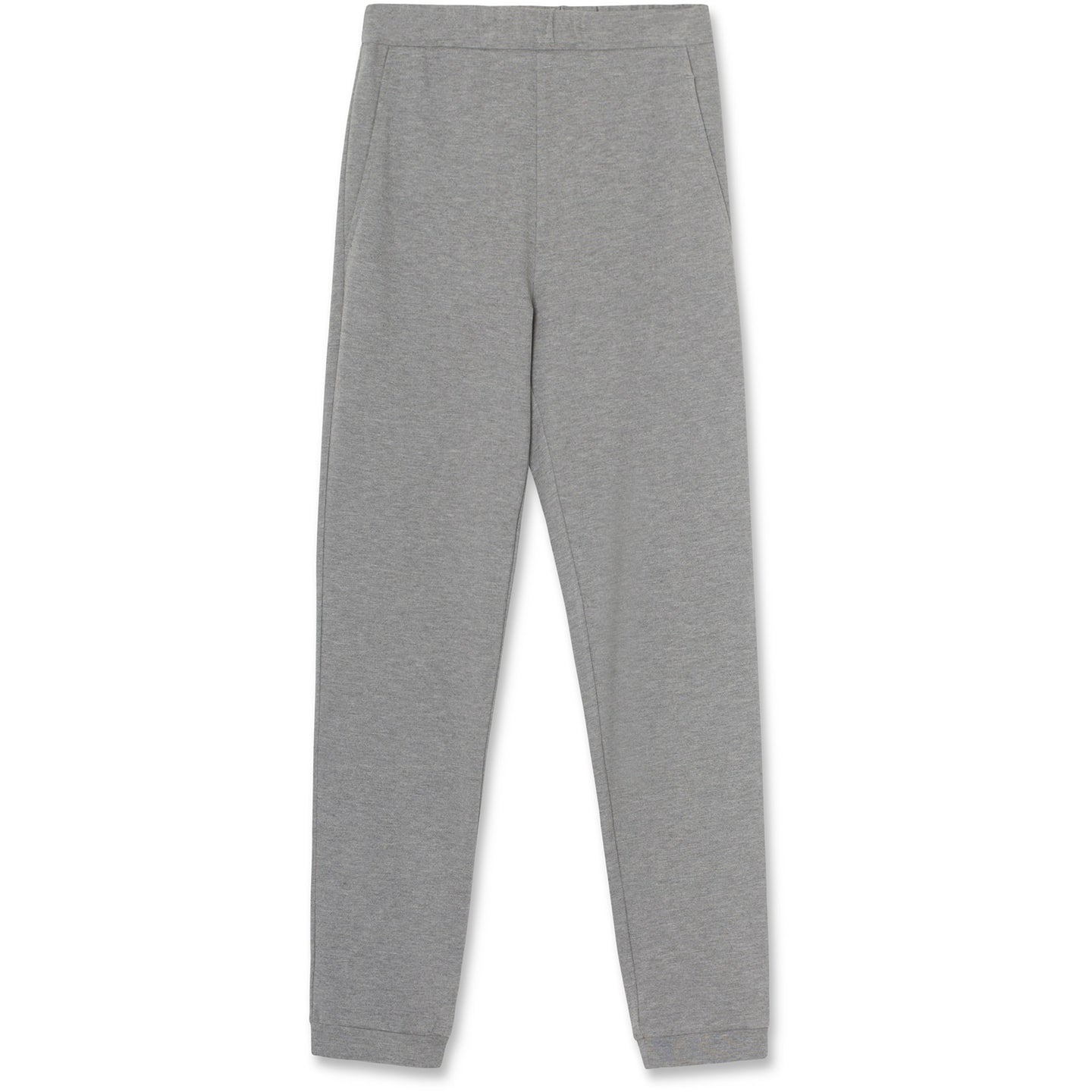 Viola Pants - Japanese Jersey - Med. Grey