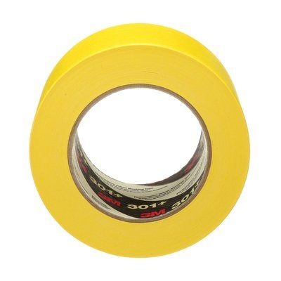 3m masking tape yellow
