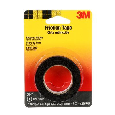 03407NA-3/4X240OCM Friction Tape 3407NA-BA-6 0.75 in x 24 in (19 mm x 609 m) 3M 7000127069,,3M,Electrical Tapes,tapan-bond-com.myshopify.com,STUK.Solutions