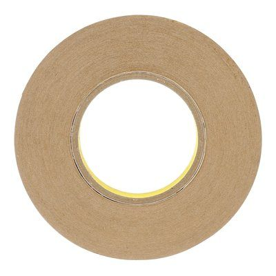 Transfer Tapes 3M 9498-1X120 Adhesive Transfer Tape 9498 Clear 1 Inch x 120yds 2.0 mil