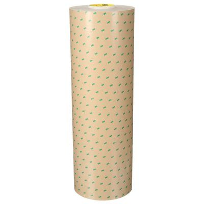 Transfer Tapes 3M 9502-24X60 Adhesive Transfer Tape 9502 Clear 2.0 mil 24 Inch x 60yds (61cm x 55m)