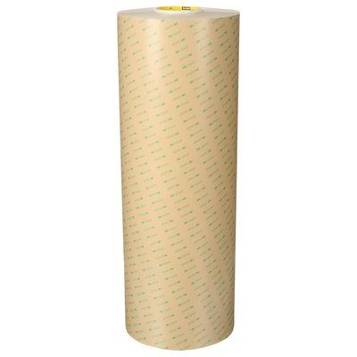 Transfer Tapes 3M 9667MP-12X180 Adhesive Transfer Tape 9667mp Clear 2.0 mil 12 Inch x 180yds (30.5 cm x 165 m)