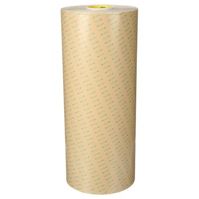 Transfer Tapes 3M 9668MP-54X180 Adhesive Transfer Tape 9668MP Clear 5.0 mil 54 Inch x 180yds (137.2 cm x 165 m)