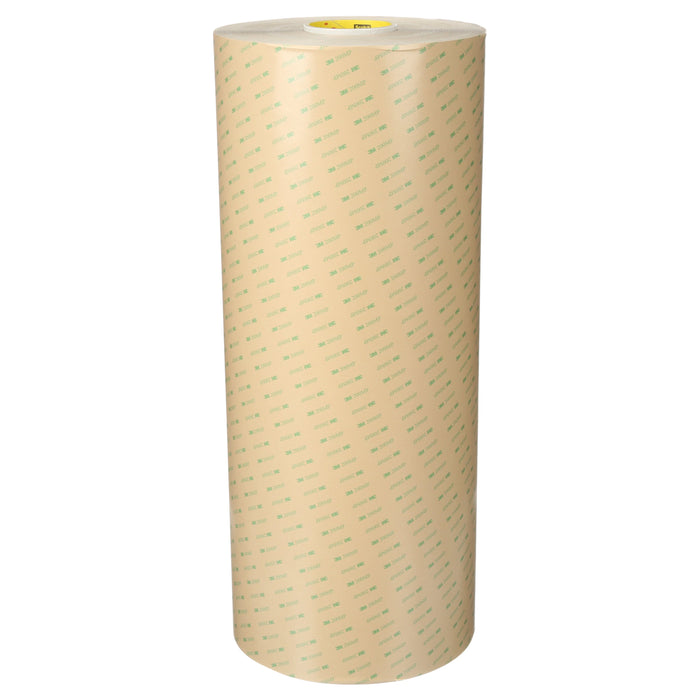 Transfer Tapes 3M 9668MP-12X180 Adhesive Transfer Tape 9668mp Clear 5.0 mil 12 Inch x 180yds (30.5 cm x 165 m)
