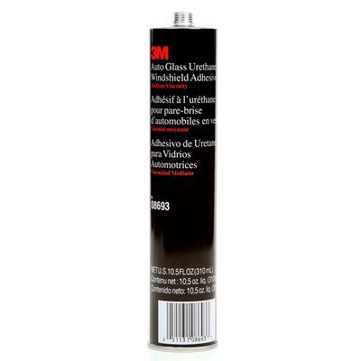 Windshield Adhesives 3M 8693 Auto Glass Urethane Windshield Adhesive 0 10.5 Fl Oz (310 ml)