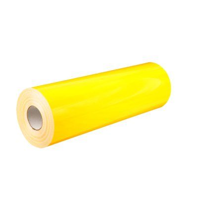 Safety Tapes 3M 4000-4081-24X50 Diamond Grade Dg Reflective Sheeting 4081 Fluorescent Yellow 24 x 50yds