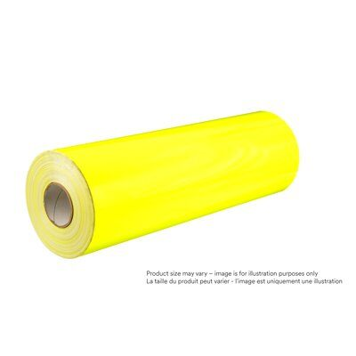3M 4000-4083-36X50 Diamond Grade DG³ Durable Reflective Sheeting 4083, Fluorescent yellow-green, 36 Inch x 50yds
