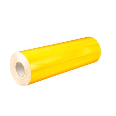 Safety Tapes 3M 4000-4091-24X50 Diamond Grade Dg Reflective Sheeting 4091 Yellow 24 Inch x 50yds