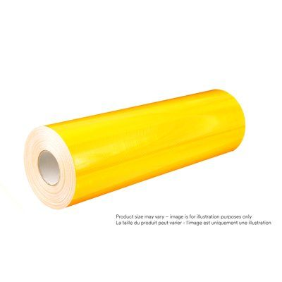 Safety Tapes 3M 4000-4091-30X50 Diamond Grade Dg Reflective Sheeting 4091 Yellow 30 Inch x 50yds