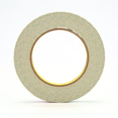410M-4X36 Double Coated Paper Tape 410M 4 in x 36 Yards 8 Roll Bulk